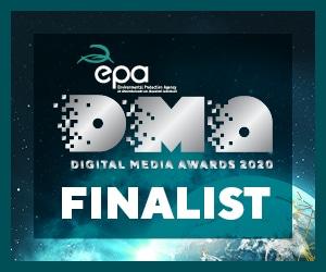 DMA 2020 Finalist Button