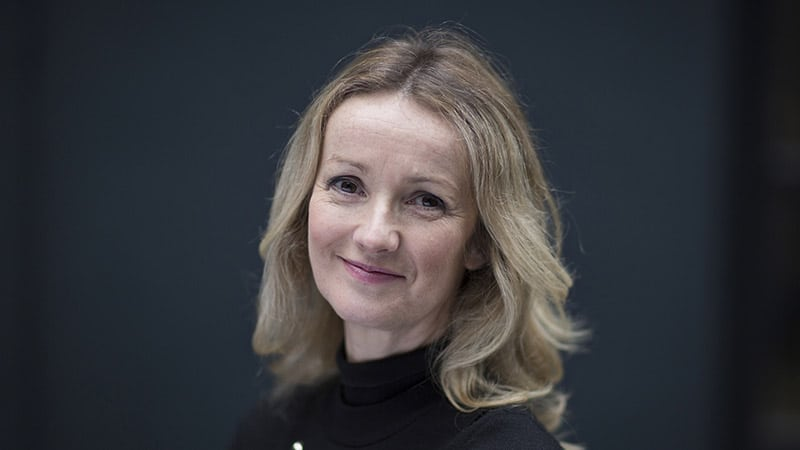 Portrait of Fiona Murphy, founder of Frontend.com